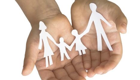 Prière des familles: Être avecJésus