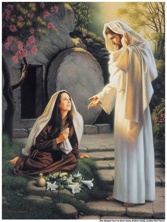 Message de Pâques du Prêtre responsable de l'UnitéPastorale
