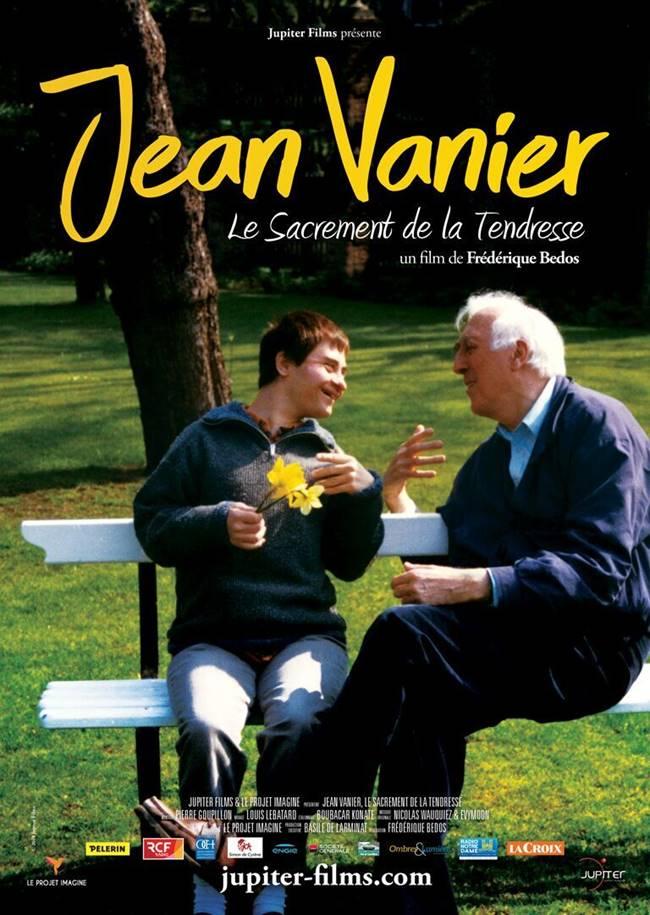 Film de Jean Vanier à Jodoigne ce jeudi 14 mars à20h15